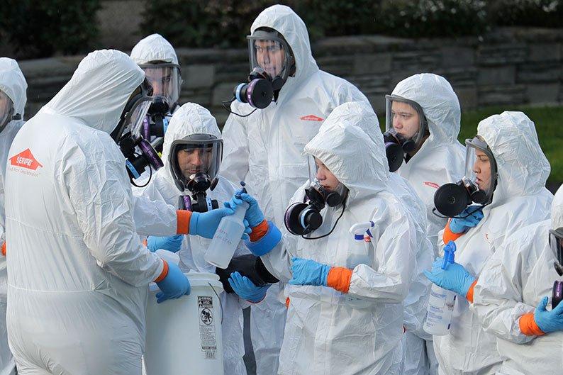 ◤全球大流行◢ 全球确诊12万6082例 死亡4629例