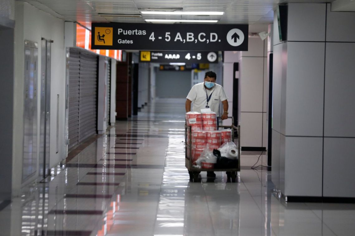 It's coronavirus-free, but El Salvador is banning all foreign travellers