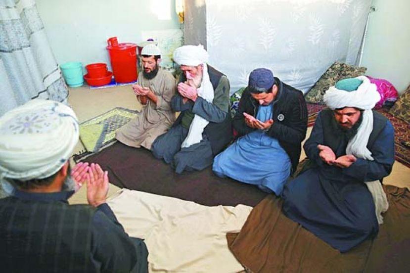 阿富汗放1,500塔利班犯