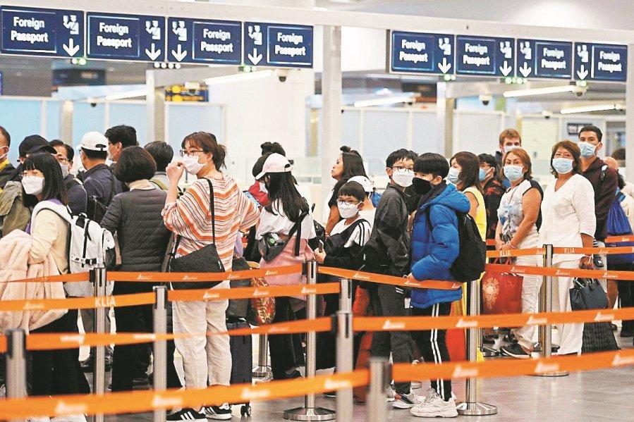 新冠肺炎重击大马机场 2月客流挫17% 5年最低