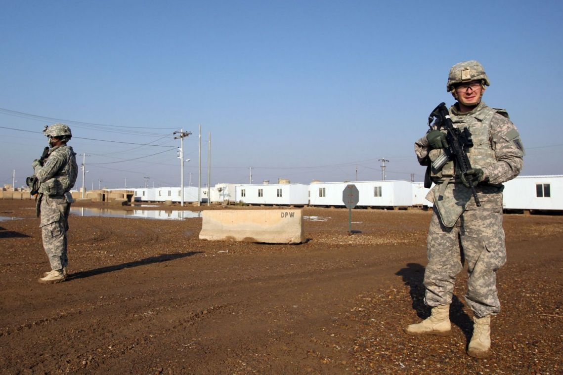 American, British personnel killed in Iraq rocket attack, say officials