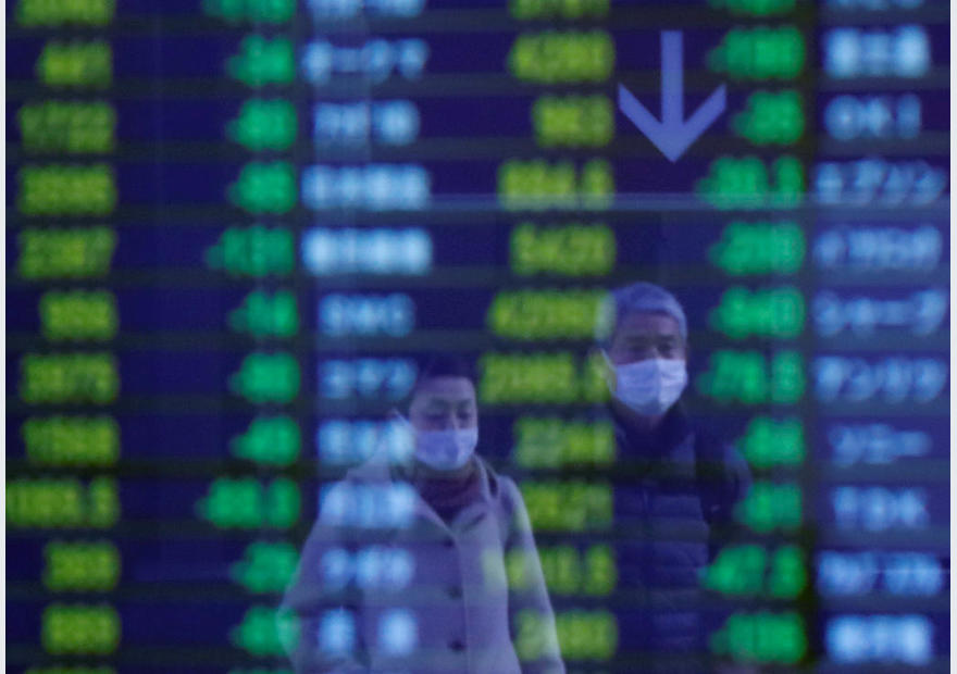 Financial markets wilt, stocks plunge as Trump stuns with Europe travel ban