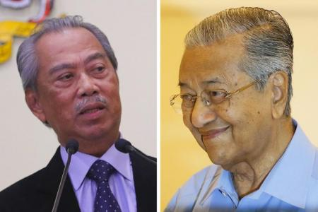 Malaysia's new PM says he has written to Mahathir to apologise
