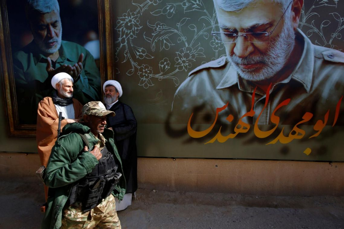 US House votes to limit Iran war-making ability, heads to veto fight