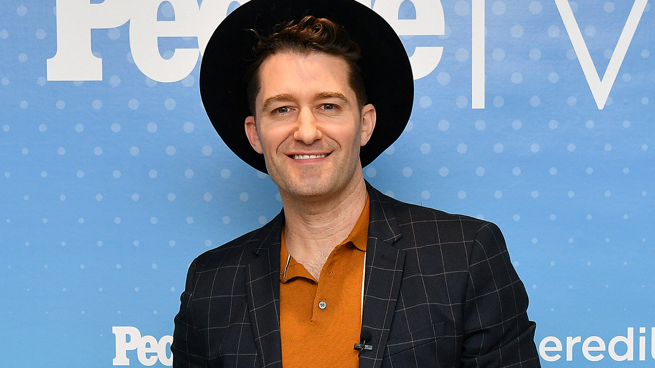 Matthew Morrison Shares That He Wanted to Create a Children's Album 'for His Son'