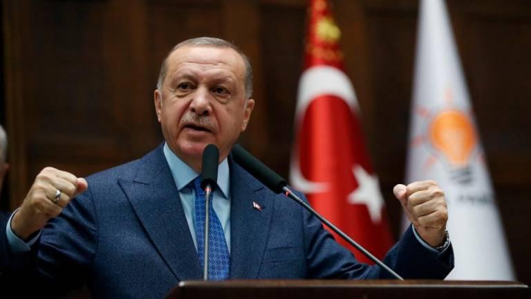 Turkey's Erdogan threatens retaliation if Syria truce is broken