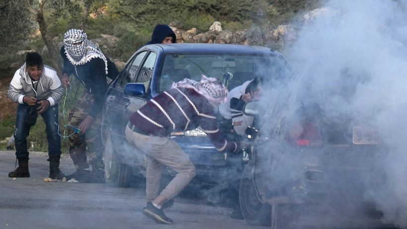 Palestinian teenager killed in West Bank clash