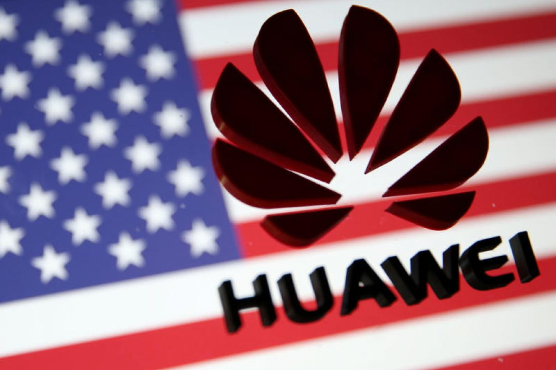 US lawmakers seek to curb Huawei's access to American banks
