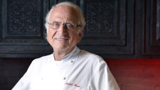 Michel Roux: French restaurateur and chef dies aged 78