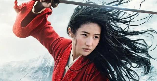 刘亦菲刚在伦敦参加完首映礼,3小时后《花木兰》撤档,损失大了