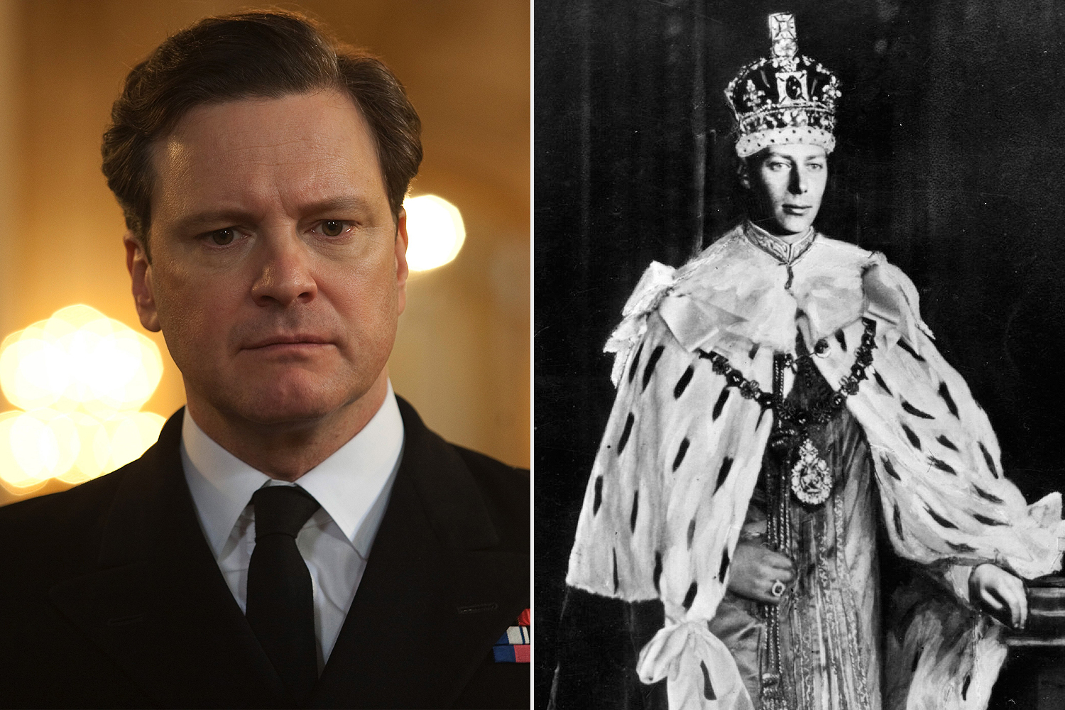 Long-Forgotten Letter Reveals Truth Behind Colin Firth's Real-Life Role in The King's Speech