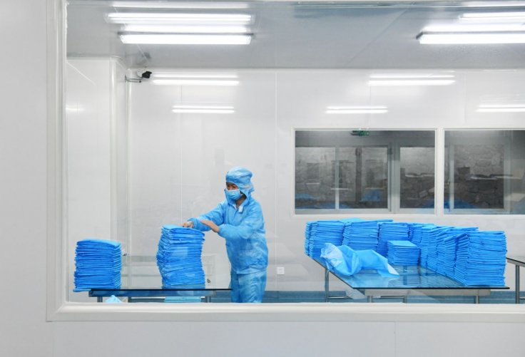DHS report accuses China of covering up Coronavirus outbreak severity to hoard medical supplies
