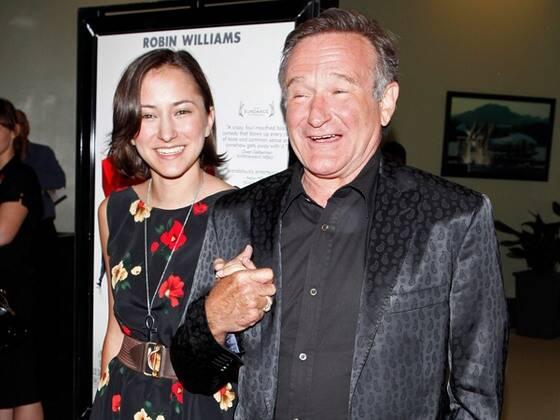 Zelda Williams Finds Heartwarming Photos of Dad Robin Williams