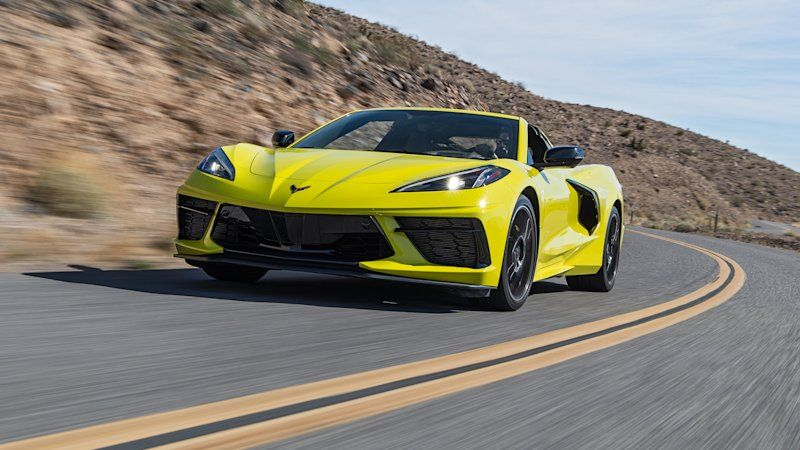 2021 Chevrolet Corvette in line for numerous small changes