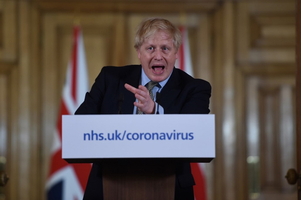 Capitalism and greed gave Britain its vaccine success, says PM Johnson