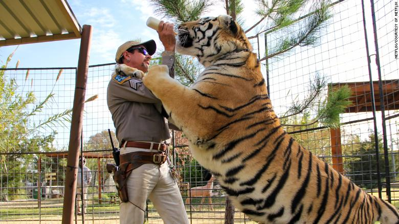 'Tiger King': 'Doc' Antle and Jeff Lowe speak out against docuseries