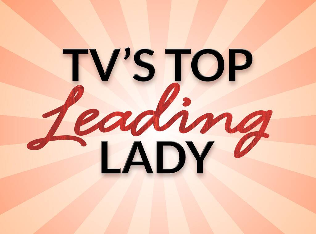 TV's Top Leading Lady 2020: Vote in the First Round