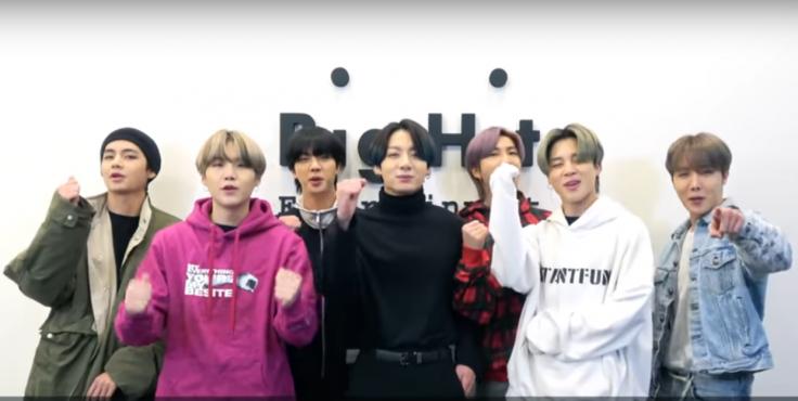 K-pop Boyband BTS' Fans Match Group's $1 Million Donation To 'Black Lives Matter'