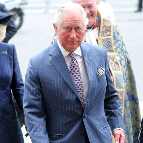The Palace Announces Prince Charles Has Tested Positive for Coronavirus and is 'Displaying Mild Symptoms'