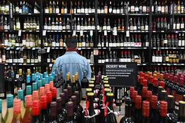 In locked down New York, alcohol sales are skyrocketing