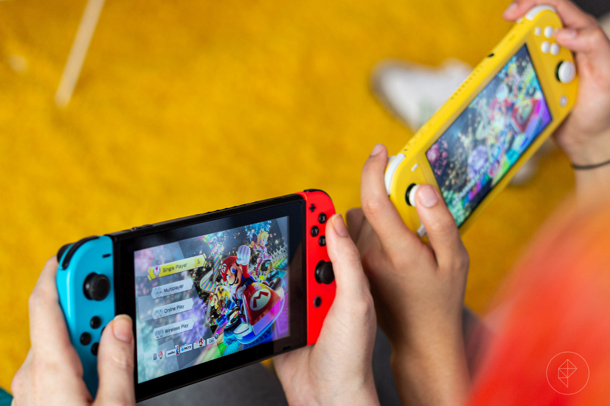 Nintendo files lawsuits in crackdown against Switch hackers
