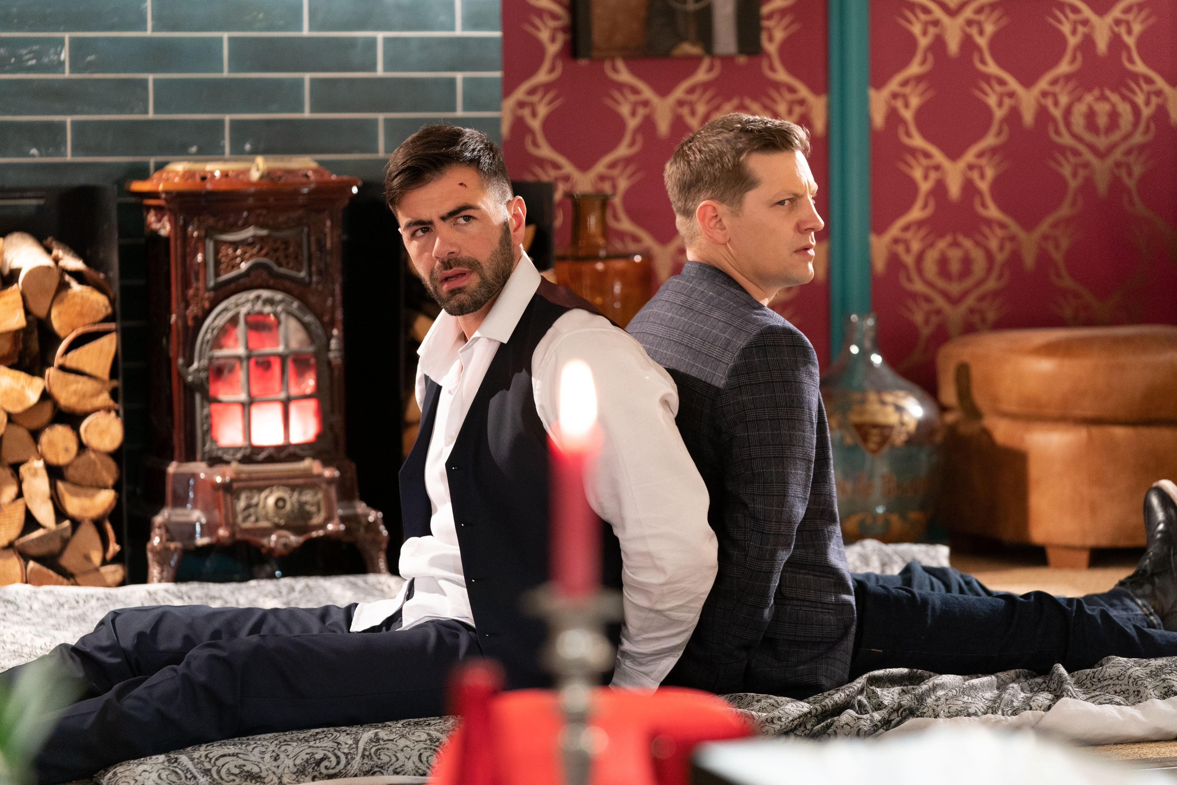 Hollyoaks spoilers: John Paul and Sylver McQueen die as Liam Donovan exacts deadly revenge?