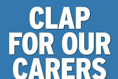 Coronavirus: Thank our NHS heroes with huge national clap for carers