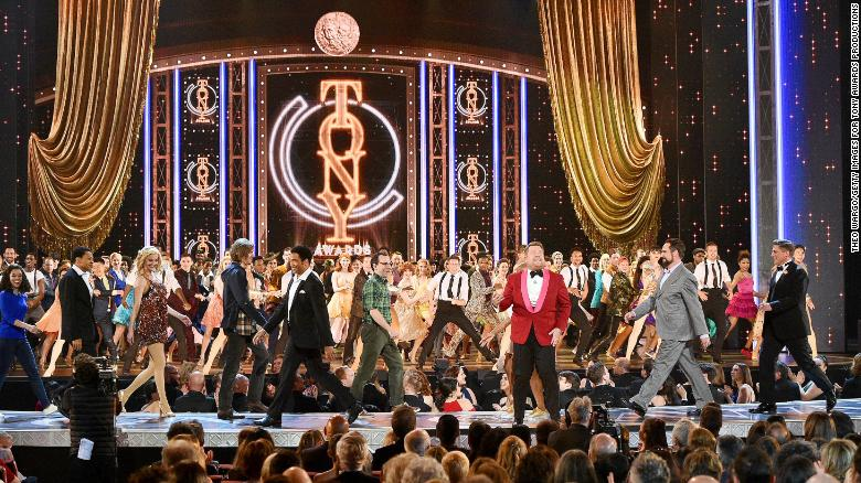 Broadway's biggest night has been postponed amid coronavirus concerns