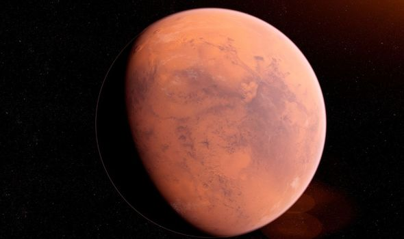 Alien hunter claims to find SKULL on Mars - 'It died in pain'