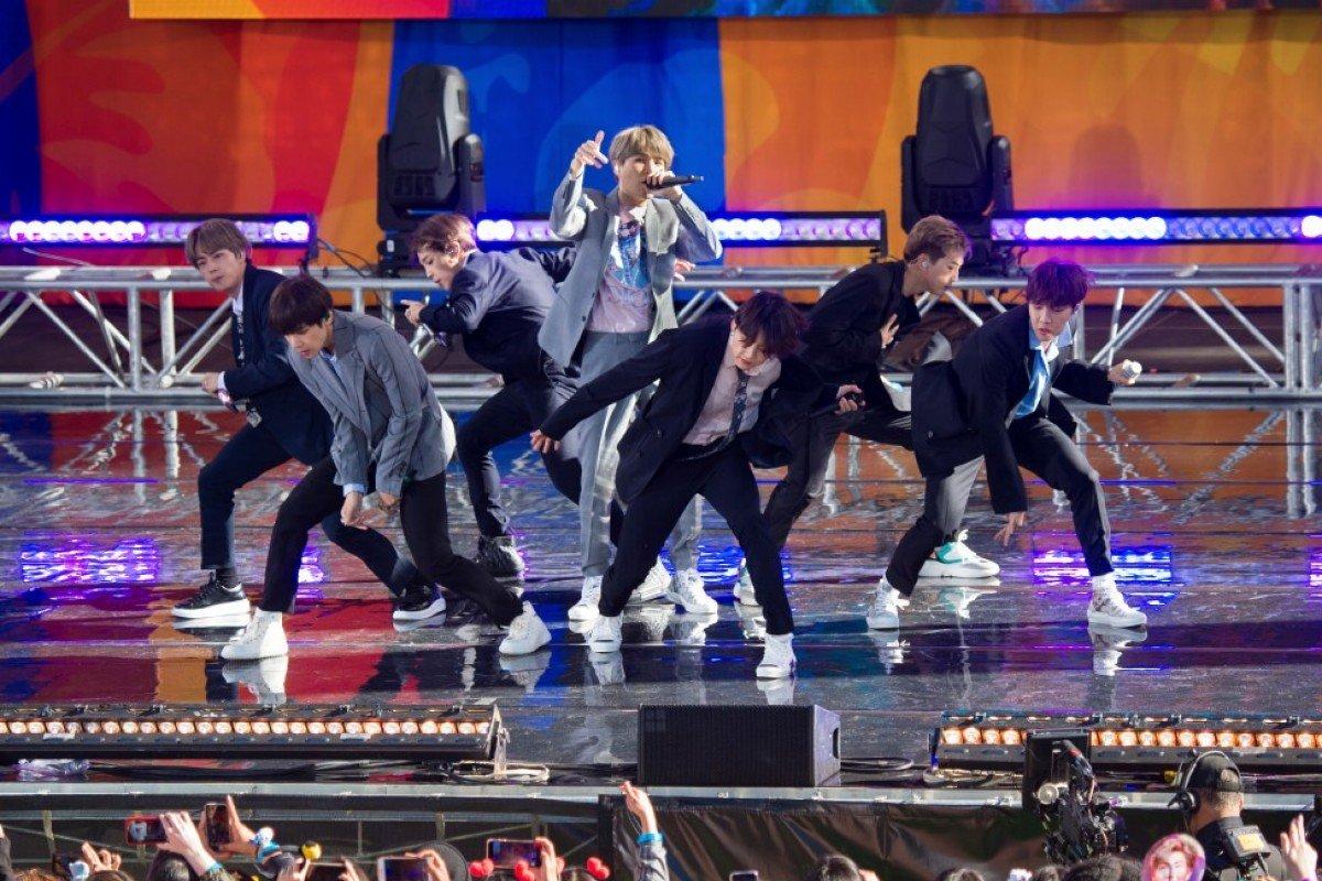 Coronavirus: K-pop band BTS postpones US, Canada tour over outbreak