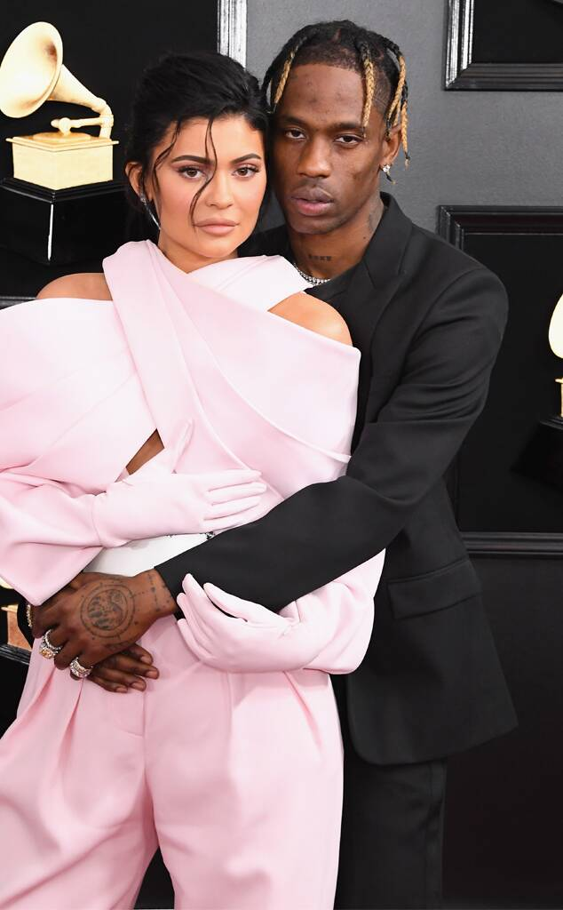 How Kylie Jenner and Travis Scott Are Co-Parenting Stormi Webster During the Coronavirus