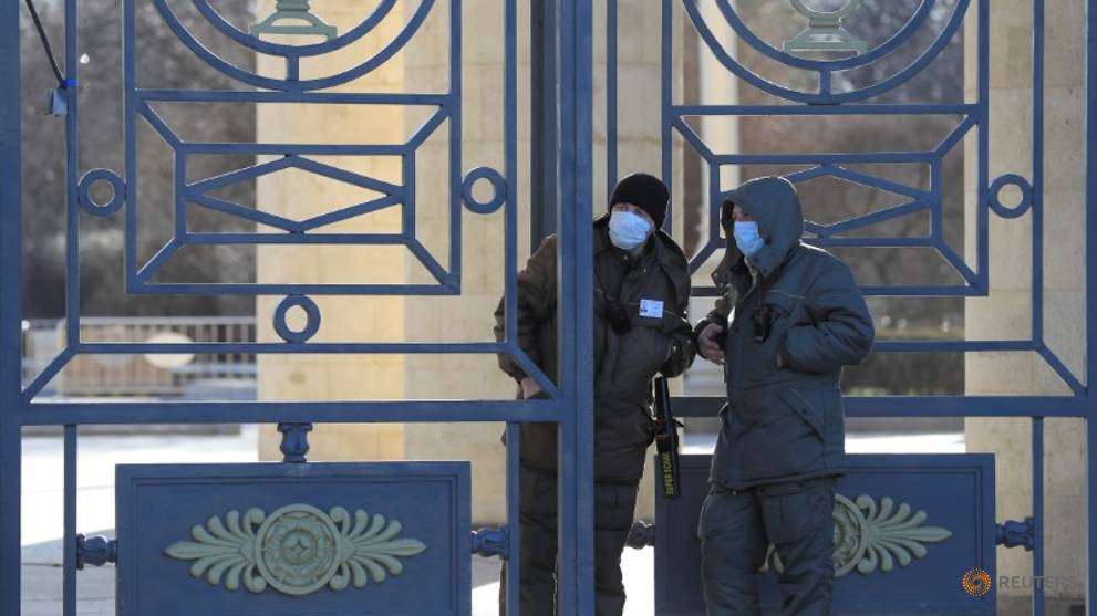 Russia shuts state hotels, resorts as coronavirus cases rise past 1,000