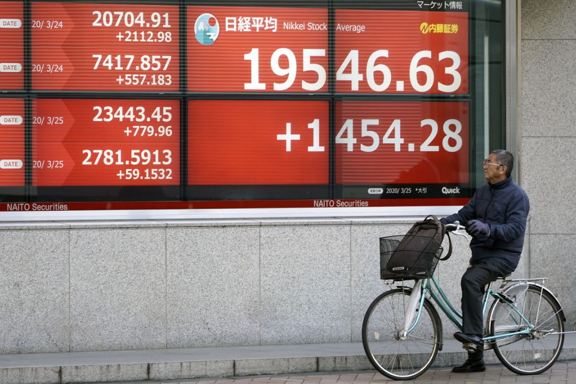 Asia's debt-fueled boom threatened by corporate credit meltdown