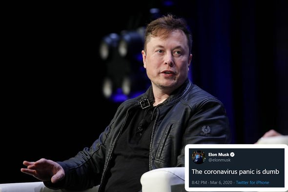 Coronavirus ventilators: Elon Musk pledges to hand out 1,200 life-support devices for free