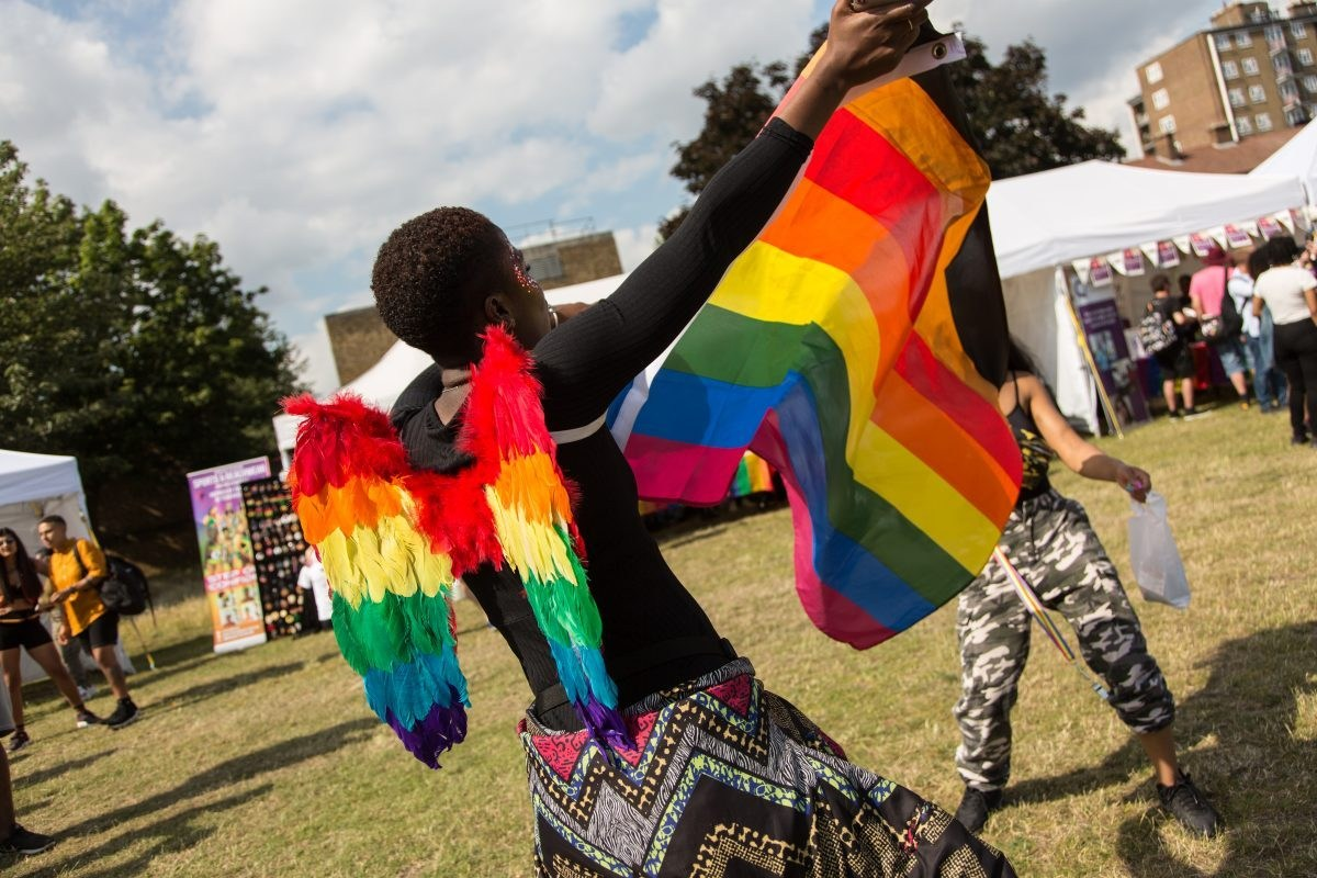 UK Black Pride is postponed – but it's vital for LGBTQ+ community to stay connected during lockdown
