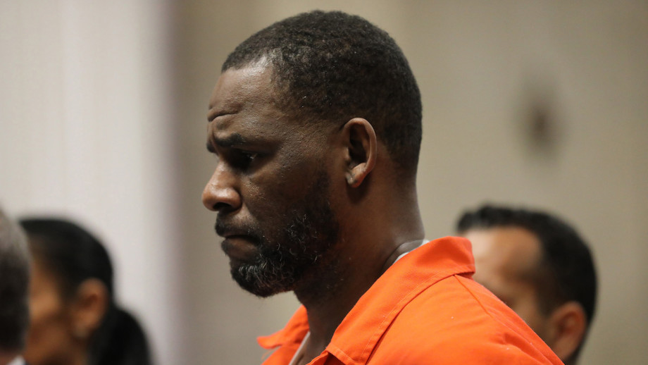 R. Kelly Requests Release From Jail Due to Coronavirus Concerns