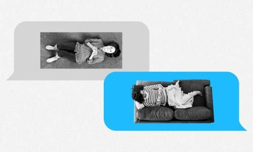 'It's like a remote sleepover': my week meeting quarantined strangers