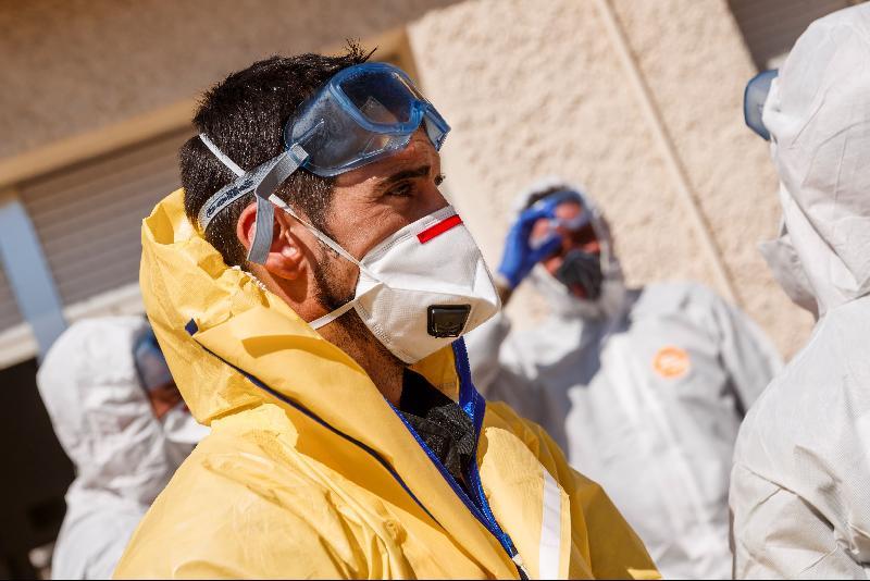 西班牙单日769死亡病例创新高