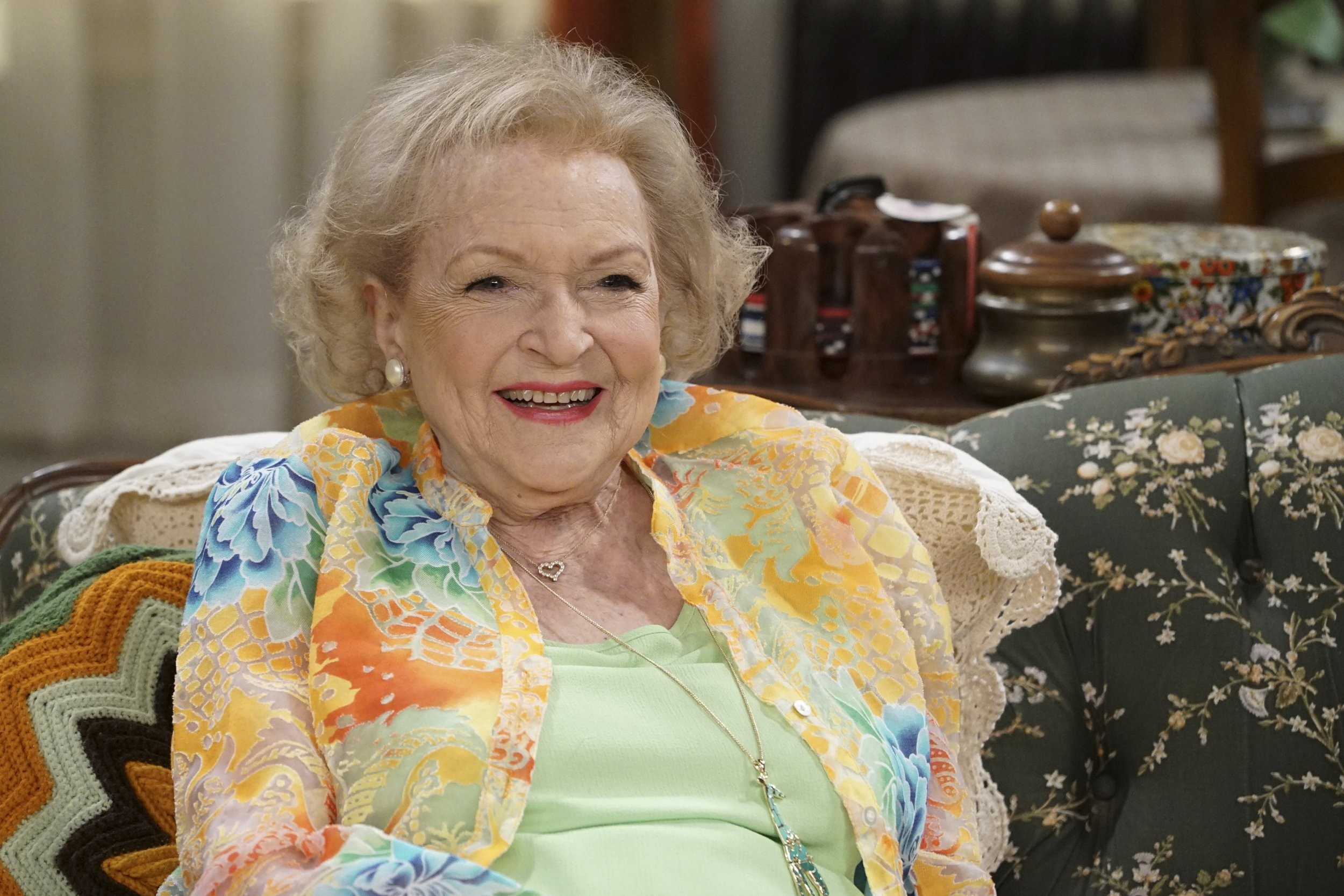 Betty White is safe and sound in self-isolation as fans worry for 98-year-old star in coronavirus pandemic