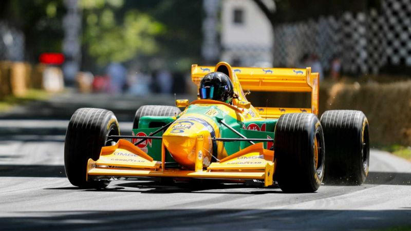 Goodwood Festival of Speed delayed until late summer or early fall