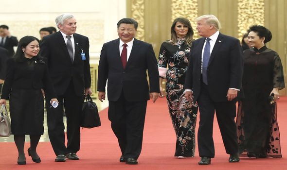 US trade war with China deepens as Trump refuses to reduce medical supply tariffs