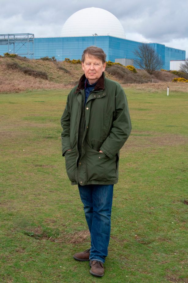 Ex-BBC star Bill Turnbull turns attention from cancer battle to nuclear power plant fight