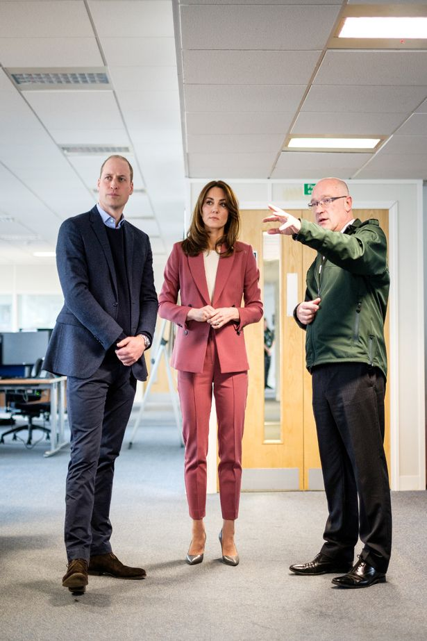 Prince William's 'sense of duty' sees he and Kate stay on coronavirus front line