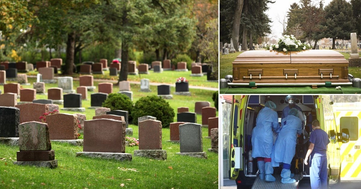 Mass graves possible with UK services set to be overwhelmed by coronavirus