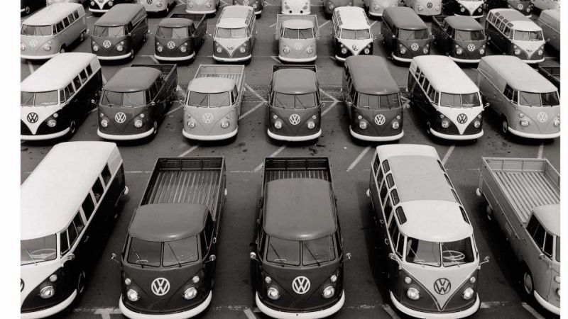 VW Transporter turns 70 as the longest-surviving commercial vehicle