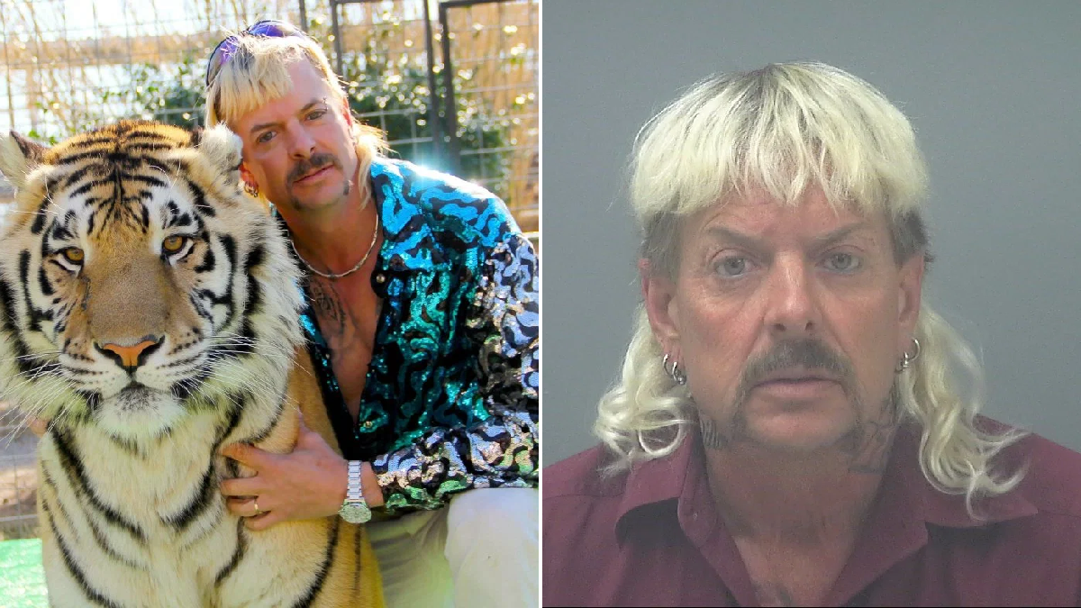 Tiger King's Joe Exotic demands 'homophobic and prejudice' judge be removed from £72million lawsuit