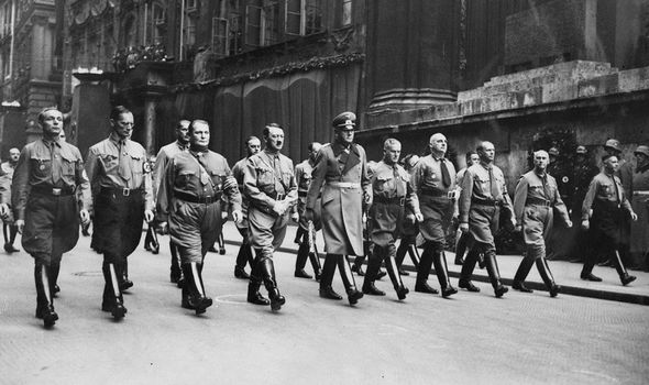 World War 2 history rewritten? How FOG saved Hitler's life and made invasion inevitable