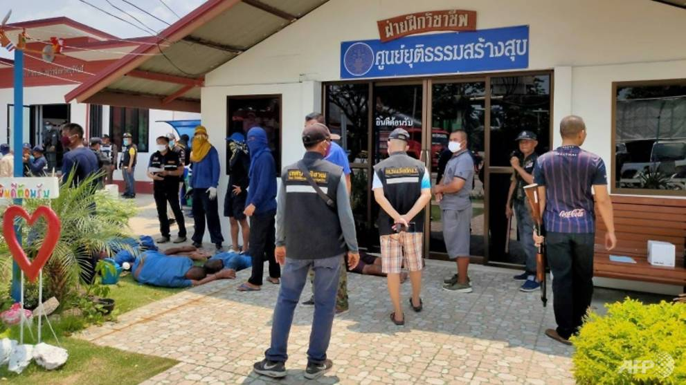 COVID-19 fears spark Thailand prison riot