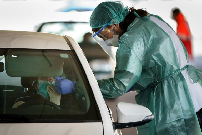 Europe, US virus deaths surge