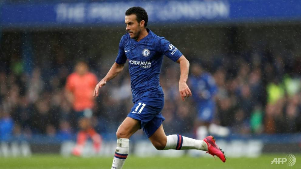 Football: Pedro reveals angst of separation from children due to virus